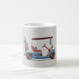 Cute Golf Cart Coffee Mug