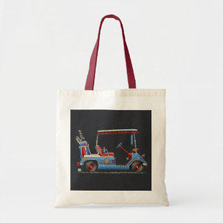 Cute Golf Cart Tote Bag
