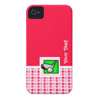 Cute Golf iPhone 4 Cover