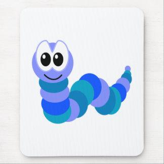 Cute Goofkins caterpillar Mouse Pad