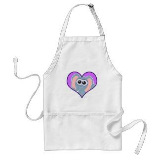 Cute Goofkins elephant heart Aprons