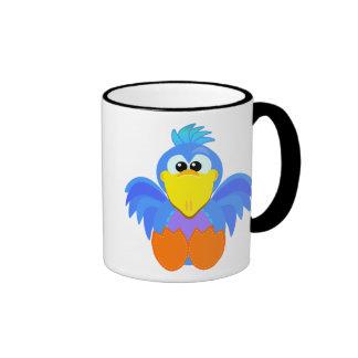 Cute Goofkins goofy bird Coffee Mug