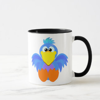 Cute Goofkins goofy bird Mug