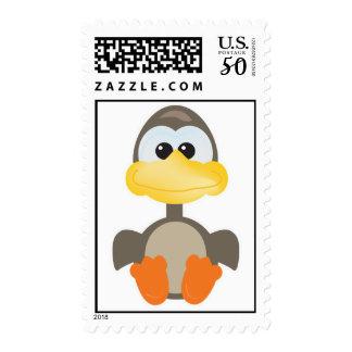 Cute Goofkins goose Postage