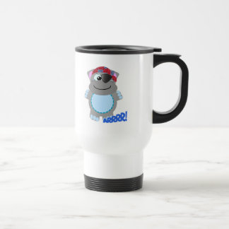 Cute Goofkins hippo pirate Coffee Mugs