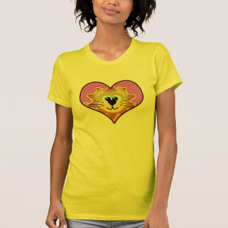 Cute Goofkins lion heart T-shirts