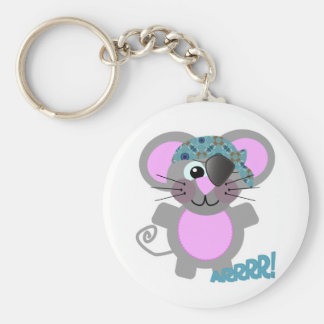 Cute Goofkins mouse pirate Key Chains
