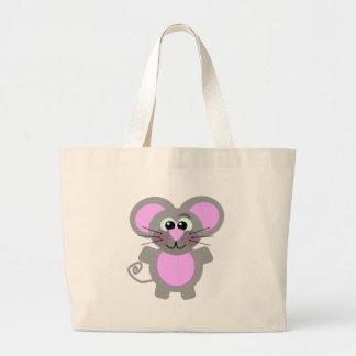 Cute Goofkins mouse Tote Bag