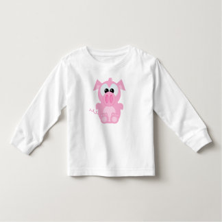 Cute Goofkins piggy Toddler T-shirt