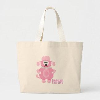 Cute Goofkins pink poodle princess Bags