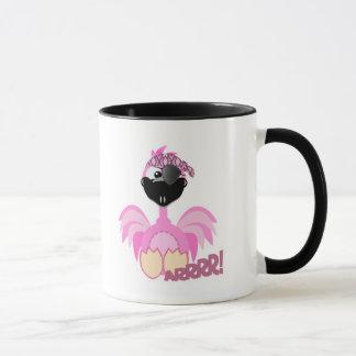 Cute Goofkins pirate flamingo Mug