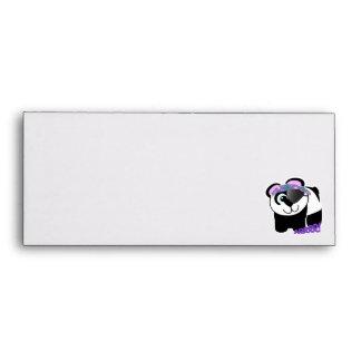 Cute Goofkins pirate panda Envelopes