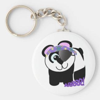 Cute Goofkins pirate panda Key Chains