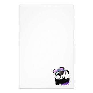 Cute Goofkins pirate panda Stationery