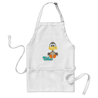Cute Goofkins silly goose Aprons