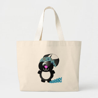 Cute Goofkins skunk pirate Bag