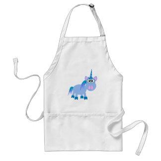 Cute Goofkins unicorn Aprons