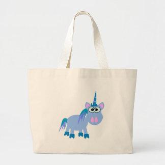 Cute Goofkins unicorn Tote Bags