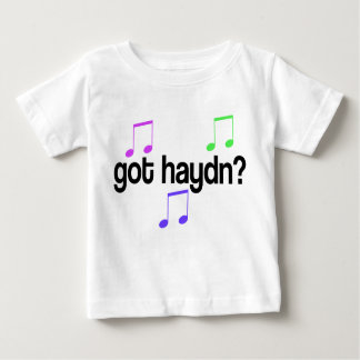 Cute Got Haydn Baby T-shirt