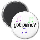 Cute Got Piano Music Gift Fridge Magnets