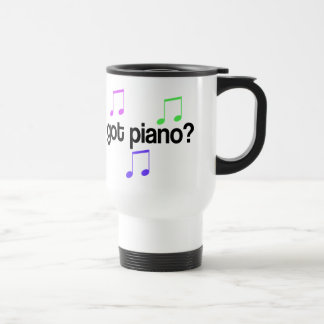 Cute Got Piano Music Gift Coffee Mugs