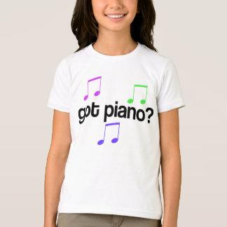 Cute Got Piano Music Gift T-Shirt