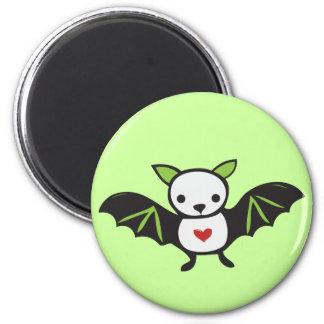 Cute Goth Bat Magnet