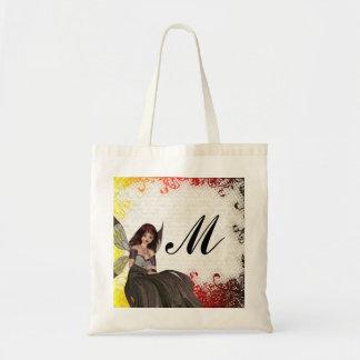 Cute Gothic fairy Tote Bag