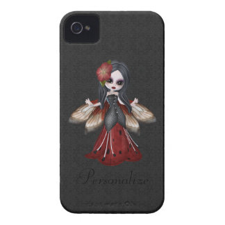 Cute Gothic Flower Fairy BlackBerry Bold Blackberry Bold Case