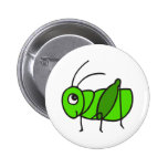 Cute Grasshopper Pin