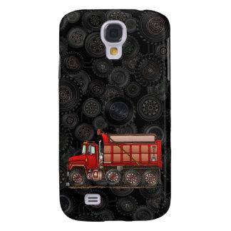 Cute Gravel Dump Truck Samsung S4 Case