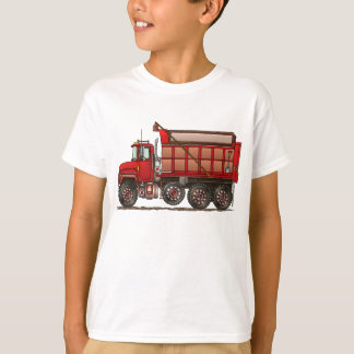 Cute Gravel dump truck T-Shirt