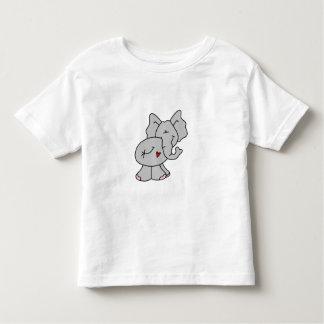 Cute Gray Elephant Tee Shirt