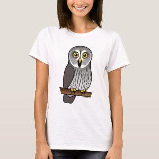 Cute Great Grey Owl T-Shirt