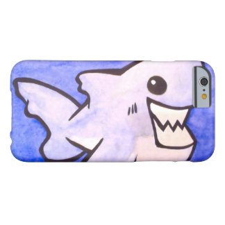 Cute Great White Shark Barely There iPhone 6 Case