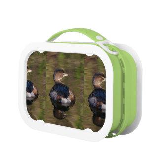 Cute Grebe Lunch Box