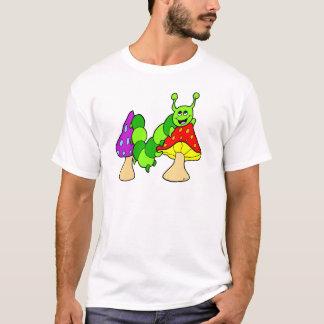 Cute Green Caterpillar T-Shirt