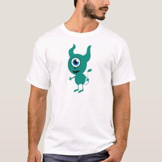 Cute Green Cyclops T-Shirt