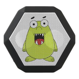 Cute green monster black boombot rex bluetooth speaker