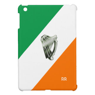 Cute Green White Orange Stripes Harp iPad MiniCase iPad Mini Covers