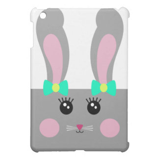Cute Grey Bunny iPad Speck Case iPad Mini Case