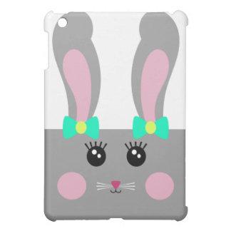 Cute Grey Bunny iPad Speck Case iPad Mini Case