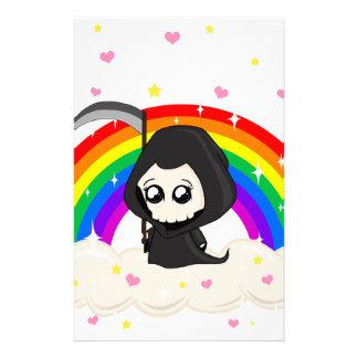 Cute Grim Reaper Stationery