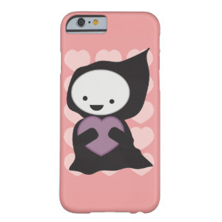 Cute Grim Reaper with Heart Barely There iPhone 6 Case