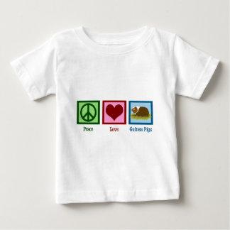 Cute Guinea Pig Baby T-Shirt