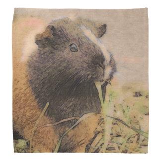cute Guinea pig Bandana