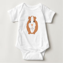 Cute Guinea Pig childrens clothing Baby Bodysuit