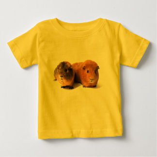 cute guinea pig infant t-shirt