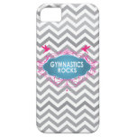 Cute Gymnastic Rocks Pink and Blue Gifts iPhone 5 Cases