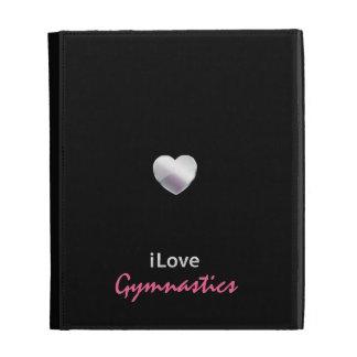 Cute Gymnastics iPad Case